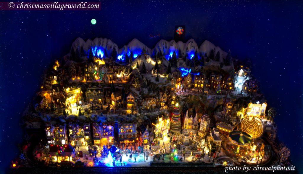 Christmas Village World 2017