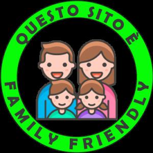 sì family-friendly