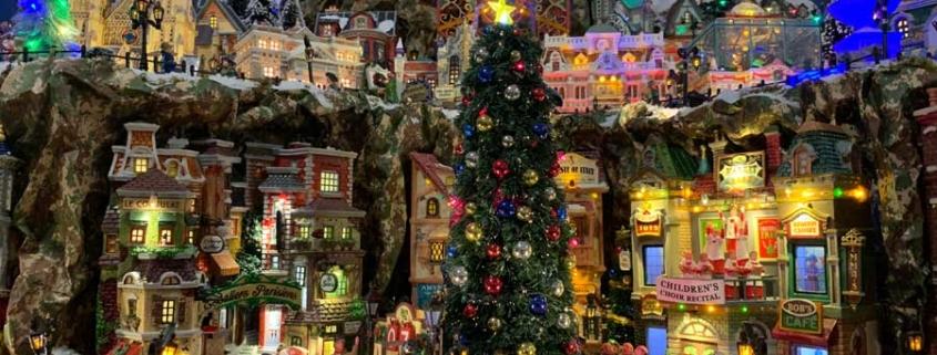Lemax Christmas Village World 2018