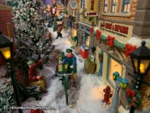 Christmas Village World 2018