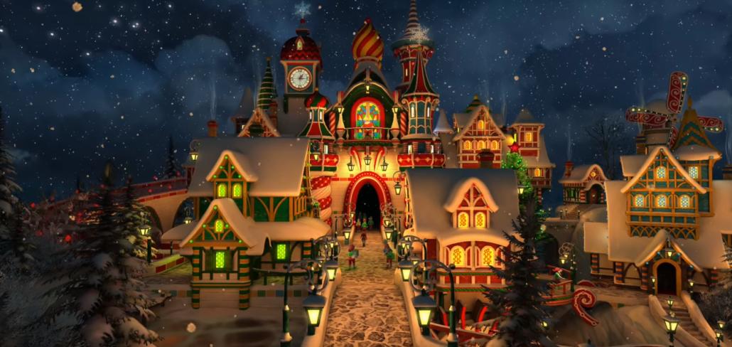 Casa Babbo Natale 2019.Abbiamo Trovato La Casa Di Babbo Natale Christmasvillageworld Com