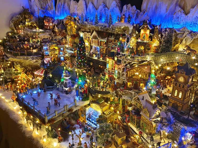 Villaggi Natale 2019.Lisa Puccioni Vince Il Concorso Il Piu Bel Villaggio Di