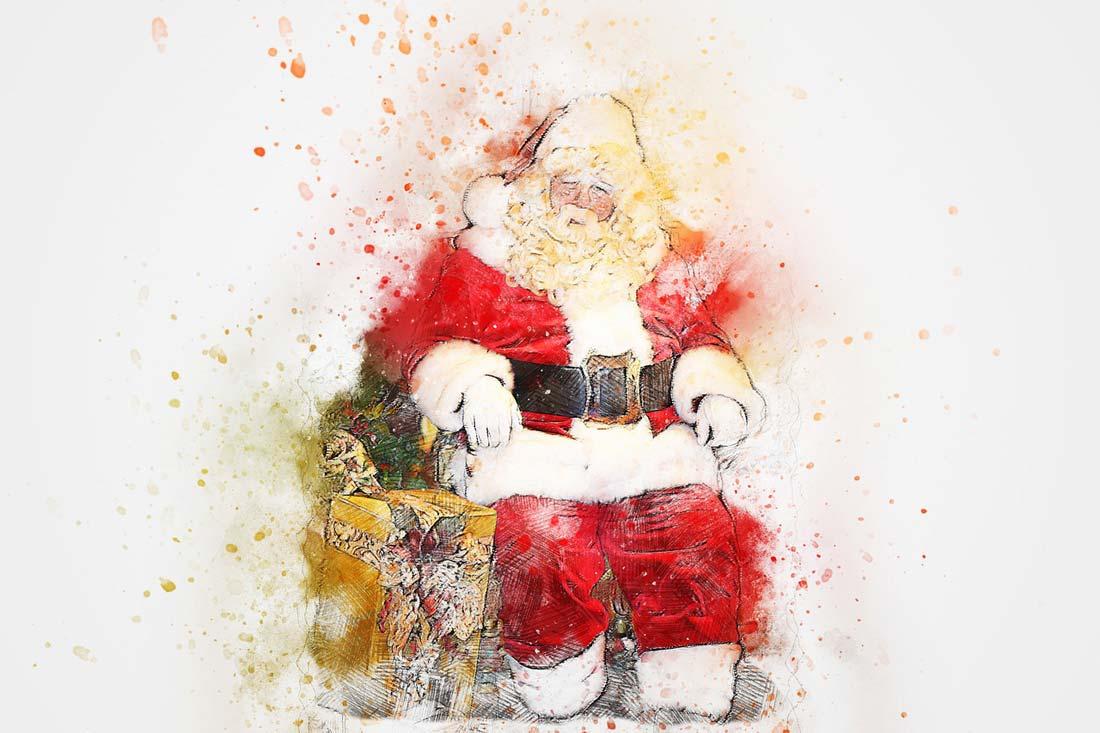 A Che Ora Arriva Babbo Natale.Lasciare I Biscotti Natalizi A Babbo Natale La Notte Della Vigilia Christmasvillageworld Com