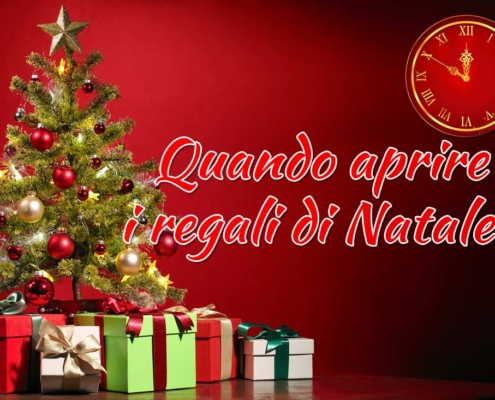 I Regali Di Natale Quando Si Aprono.Quando Aprire I Regali Di Natale Christmasvillageworld Com
