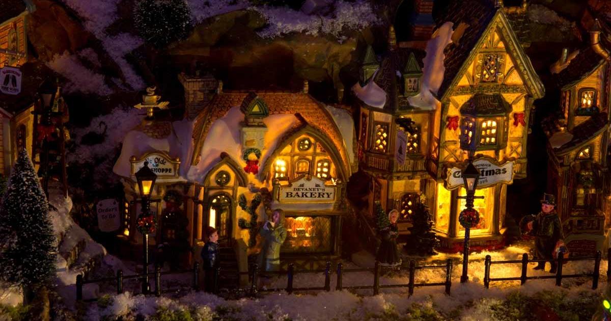 christmas village recensioni