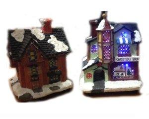 le prime casette natalizie