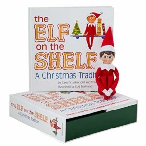 tradizioni natalizie The Elf on the Shelf