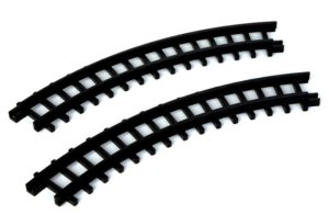 Lemax Curved Track For Christmas-Express