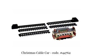 Lemax Christmas Cable Car