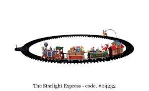 Lemax The Starlight Express