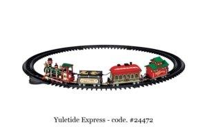 Lemax Yuletide Express