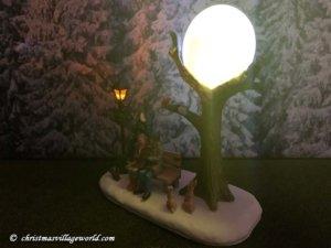 Lemax Christmas Moon
