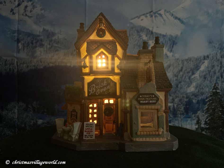 lemax christmas village