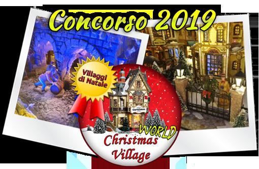 concorso villaggi di natale 2019