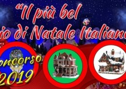 christmas village contest