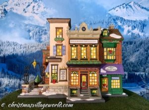 Department 56 5th Avenue Shoppes