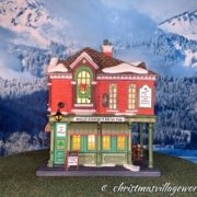 Department 56 Molly O'Brien's Irish Pub