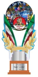 Trofeo Christmas Village World