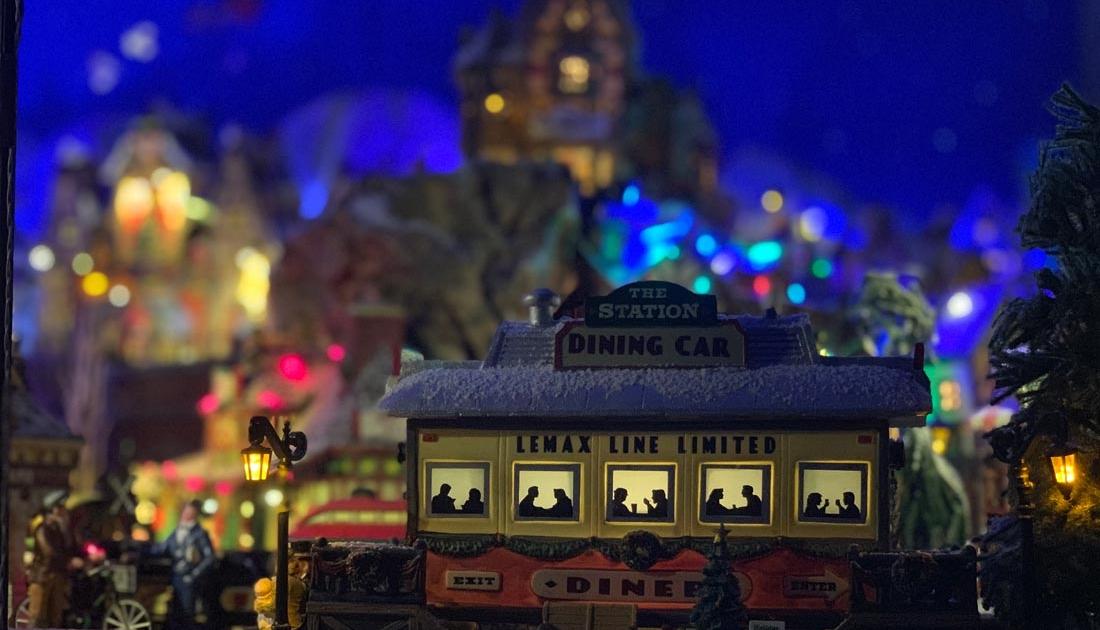 Villaggio di Natale Lemax