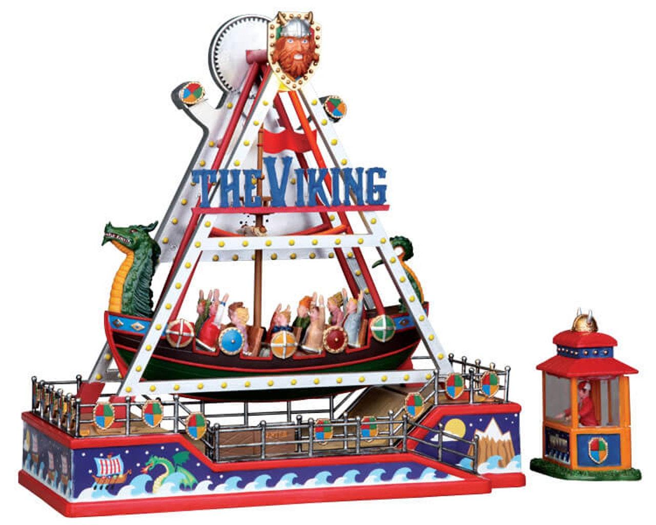 lemax-the-viking-ship-04237