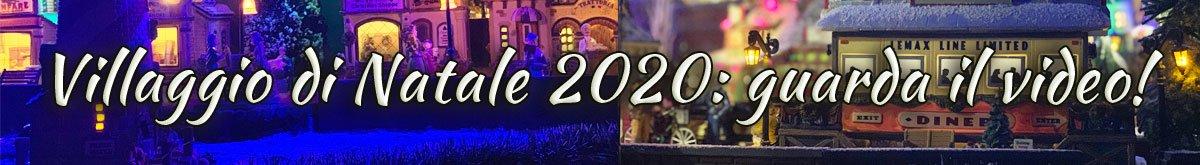 banner villaggio di natale 2020
