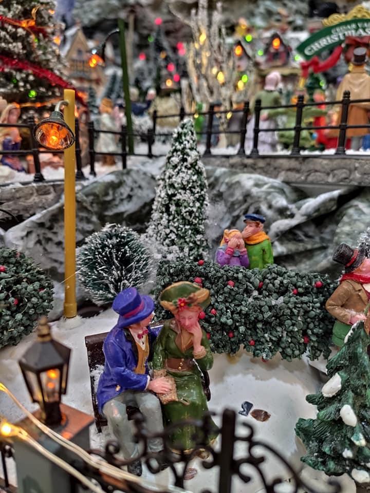 Villaggi Di Natale 2021.Villaggio Di Natale Lemax Contarino 2020 22 Christmasvillageworld Com